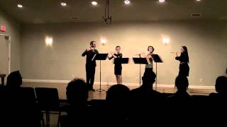 Austin Flute Project - Greensleeves Adrift