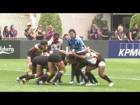 Colombia vs Papua New Guinea - World Rugby Women's Sevens Series Qualifiers