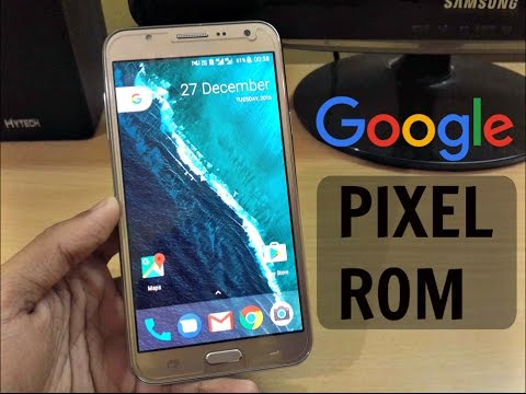 PIXEL EXPERIENCE ROM For Samsung Galaxy J7 (5) by Tech Portal