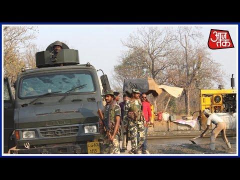 Maoists Kill 25 CRPF Troopers In Chhattisgarh