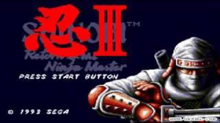Let's Play: Shinobi 3: Return of the Ninja Master - Part 8