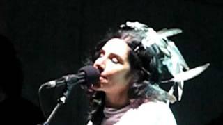 PJ Harvey - Pocket Knife (Ferrara 2011)