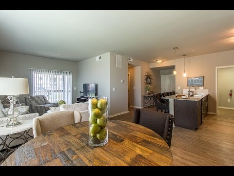 THE VUE SANTA FE MODEL APARTMENT