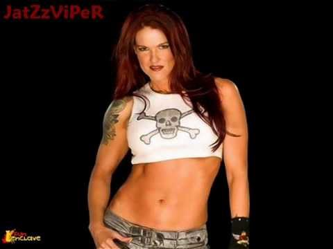 WWE Lita 7th Theme Song (Arena Effect) - LoveFuryPassionEnergy