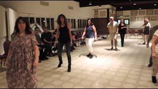 Golani Sheli Danced at Chicago Israeli Dancing on July31 2014 V2