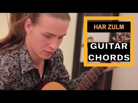 Har Zulm By Sajjad Ali - Guitar Chords (Exclusive)