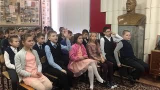"""Открытый урок у 5Б. 7 марта. """"Русский Крым и Севастополь"""""""