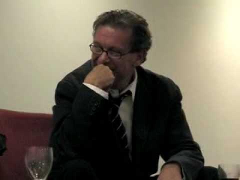 Anthony Wilson in Conversation