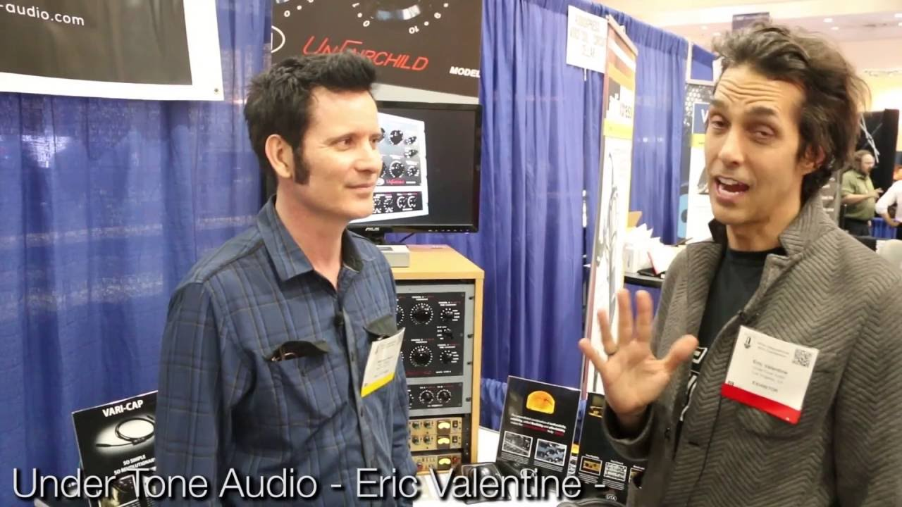 Schön AES 2016 Pt.1 : Eric Valentine, Little Labs, Overstayer And More   Warren  Huart: Produce Like A Pro