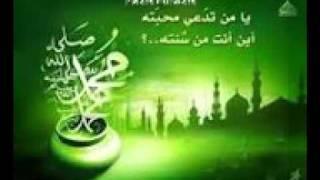 سبح الله المعبود صلى على النبي الهادى