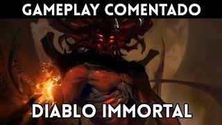 GAMEPLAY DIABLO IMMORTAL (iOS, Android) El polémico DIABLO para MÓVILES