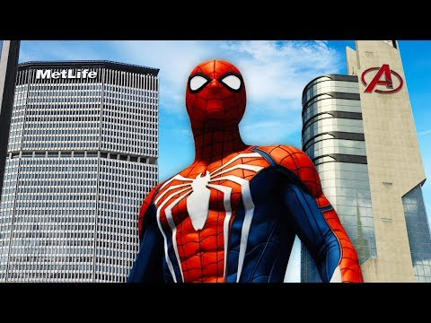 How Accurate Is The Spider-Man Map?  | The Leaderboard