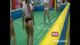 Новый вид спорта сексуальных девочек