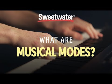 What Are Musical Modes & How To Use Them | Music Theory Lesson