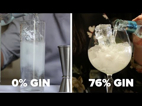 Thumbnail: Alcohol-Free Gin Vs. The Strongest Gin In The World