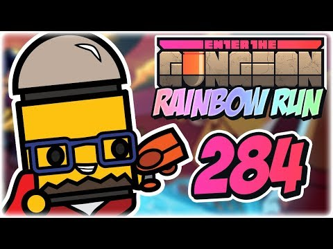 Fistbow   Part 284   Let's Play: Enter the Gungeon: Payday 2 Update   Gameplay