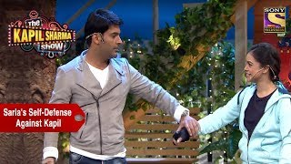 Sarla Uses Self-Defense Against Kapil - The Kapil Sharma Show