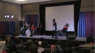 Pillars - Anime Revolution 2012 - Sunday
