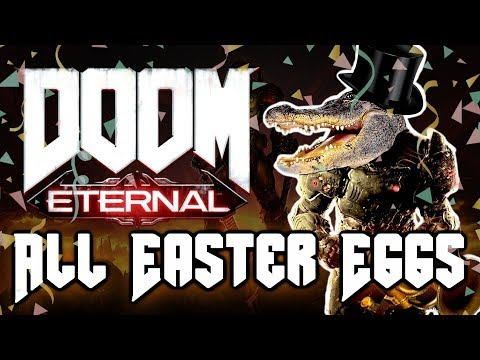 DOOM: Eternal All Easter Eggs And References