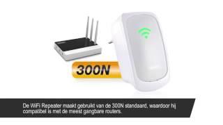Eminent EM4591 WiFi Repeater met locatie indicator