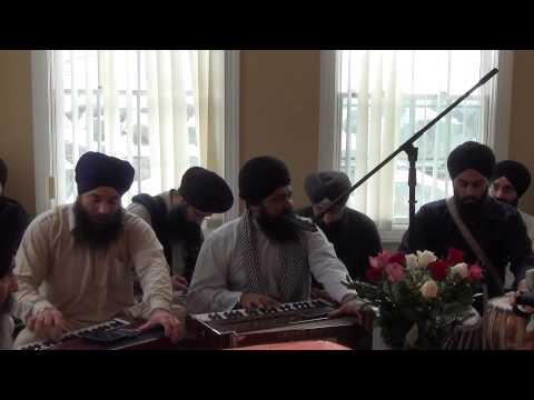 Bhai Anantvir Singh Ji (CA) -Ham Hoveh Laalae Golae Gurasikhaa Kae