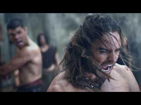 Спартак против Ганника: схватка лучших гладиаторов/Spartacus versus Gannikus Best Gladiators fight