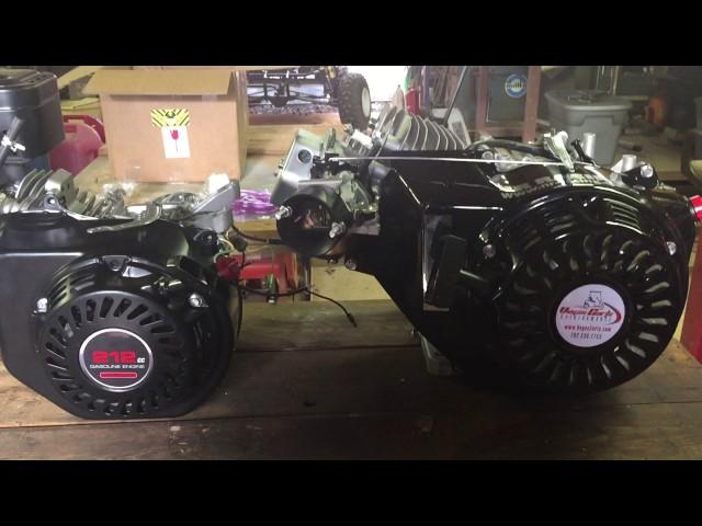 No replacement for displacment NR Racing 460cc /Vegas Carts