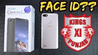 Tecno Camon I Sky Unboxing & First Look | IPL King