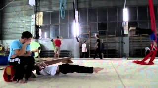 Тренировка гимнастов 720p