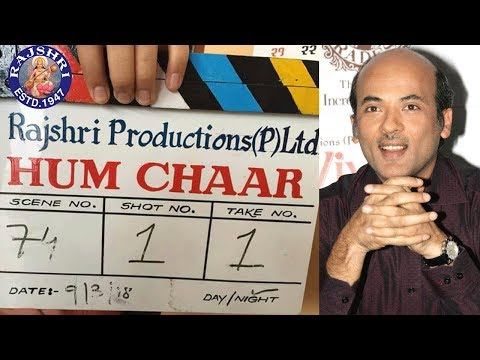 Rajshri Productions Announces New Film Hum Chaar