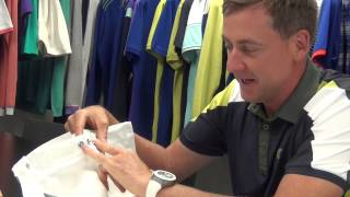 Ian talks about IJP Design's Tech Trousers and why he loves them.