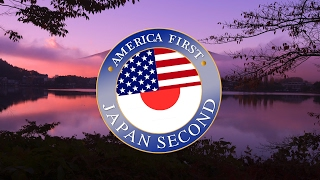 America First, Japan Second(Official)日本語字幕あり- Welcome President Trump