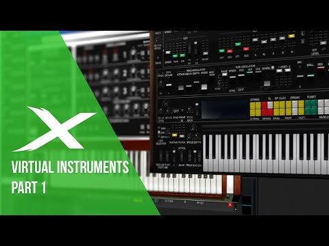 mixcraft-university-|-virtual-instruments-in-mixcraft-(part-1)