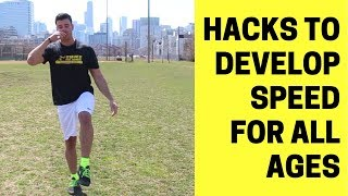 How To Develop Speed For ALL Ages! *Speed Training*