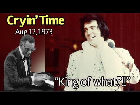 """""""They say Elvis is the King, I say KING OF WHAT?!"""" 