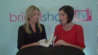 Wedding Shoe Review for Kismet by Badgley Mischka