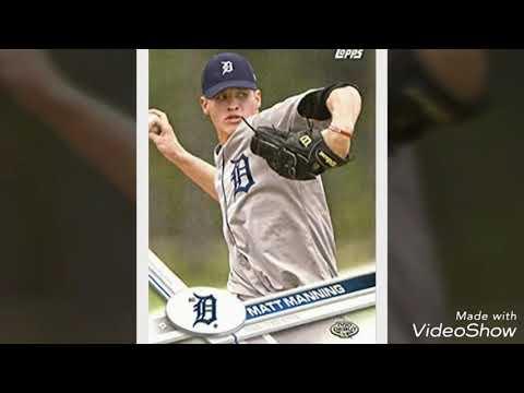 Matt Manning baseball pic