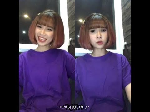 """Khởi My livestream hát ca khúc """"I Still believe"""" (28/11/2017)"""