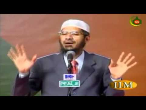 Zakir Naik On Strictly Following A Madhab
