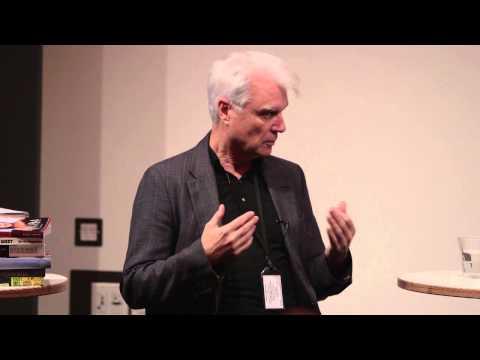 David Byrne in conversation