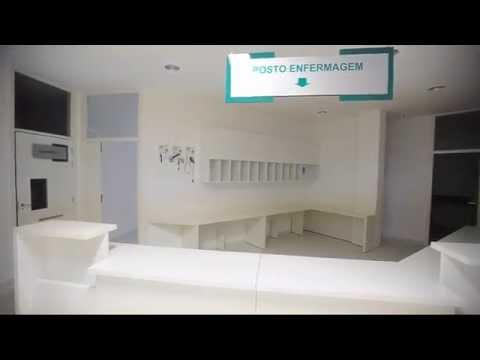 Hospital Regional de Santa Maria está com 98% da estrutura pronta