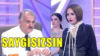 """Bahar Candan """"Faik"""" Dedi, jüri Çıldırdı!"""