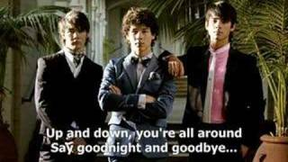 Jonas Brothers - Goodnight & Goodbye [[w/ lyrics!!!]]