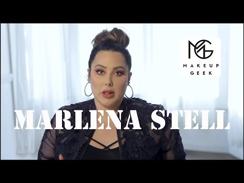 Марлена Стелл и бренд Makeup Geek thumbnail