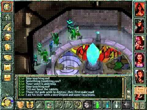 Xzar - Baldurs Gate, Dragon Age, The