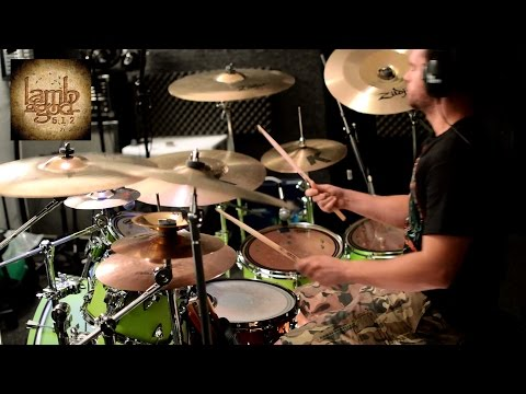 Lamb Of God - 512 - Drum Cover - VII: Sturm Und Drang