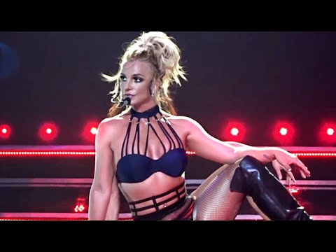 Thumbnail: Britney Spears - Breathe On Me & Touch Of My Hand (Live From Las Vegas)