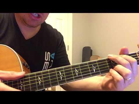 California | Big & Rich | Beginner Guitar Lesson