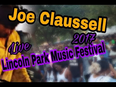 Lincoln Park Music Festival 2017 - Joe Claussell House Music Newark NJ