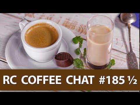 """RC """"Espresso"""" Chat #185½ - 2 Wings, 1 Nano Talon & Croaky Matt"""